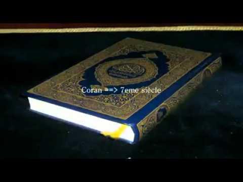 Les Miracles du coran c'est l'incroyable معجزات القرآن مدبلجه فرنسية