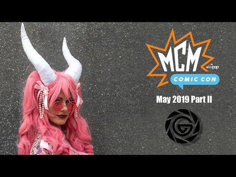 MCM Comic Con London May 2019 Cosplay Music Video