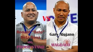 Video Ronald Bato Dela Rosa Vs Gary Alejano Sino ang Bet ng mga OFW Taiwan MP3, 3GP, MP4, WEBM, AVI, FLV Maret 2019
