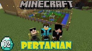 Video BUAT PERTANIAN BARENG ERPAN1140 & ZENMATHO! - Minecraft Survival Indonesia #2 MP3, 3GP, MP4, WEBM, AVI, FLV Maret 2018