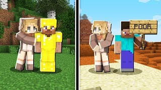 EXPOSING GOLD DIGGERS IN MINECRAFT!?
