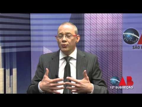 OAB na TV On Line – Hilario Bocchi Junior