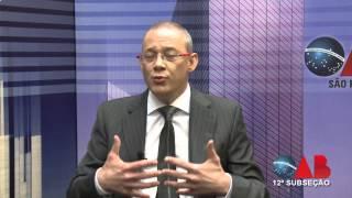 OAB na TV On Line - nº 34 - 12ª SUBSEÇÃO OAB/SP