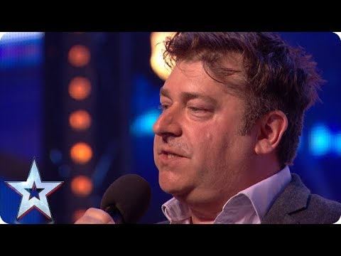 nick page deals with a heckler on britain s got talent video 2018 rh chortle co uk BGT 2013 YouTube Simon Cowell BGT