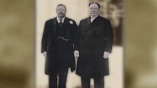 History in Five: Doris Kearns Goodwin on Roosevelt, Taft and the Progressive Era