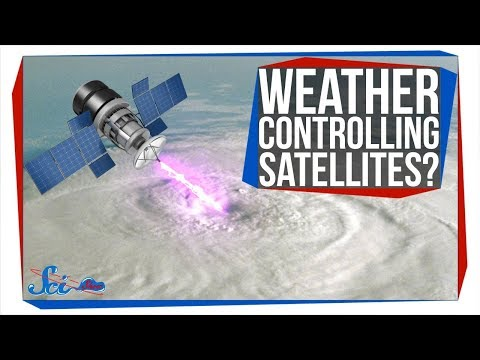Could We Build Weather-Controlling Satellites?