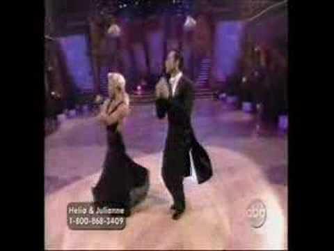 Helio & Julianne Foxtrot - dance only