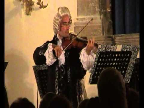 Antonio Lucio Vivaldi - LE QUATTRO STAGIONI