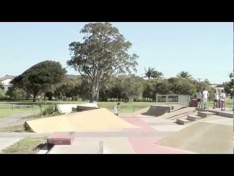 Jamie Goodwin Blake Ballard Swansea Skate Park