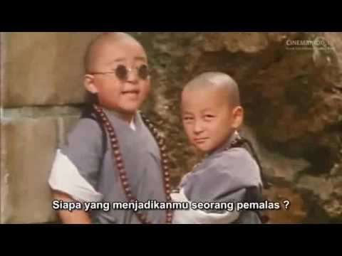 Film Shaolin Popey II Messy Temple 1994 sub indo