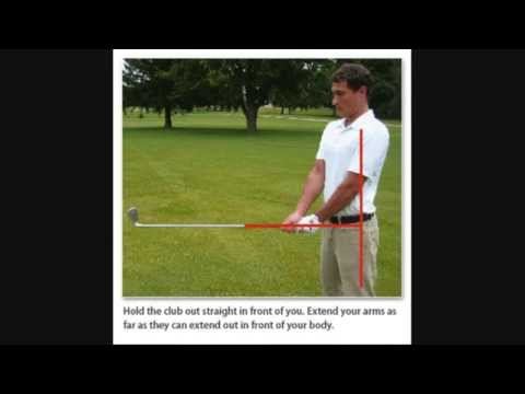 Free Online Golf Lessons 1 | Golf Swing Tips | The Setup Routine