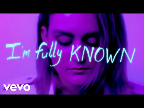 Tauren Wells - Known (Official Lyric Video)