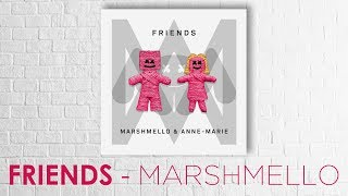 Video [Vietsub] FRIENDS - Marshmello & Anne Marie MP3, 3GP, MP4, WEBM, AVI, FLV April 2018