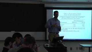 Topic 6: Social Insurance Part 6 | Econ2450A: Public Economics