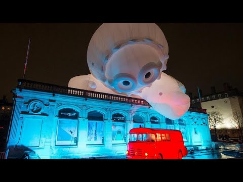 Fête des Lumières 2018: Ξεκίνησε η γιορτή των φώτων της Λυών