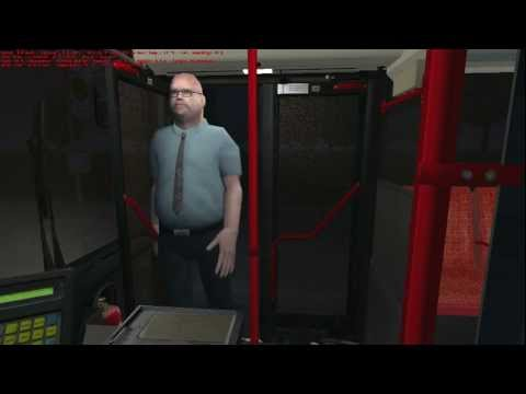 OMSI The Bus Simulator - Grundorf Line 76 Gameplay HD