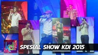 Download Video Gilang Dirga Meniru  Ariel, Arman Maulana, Judika, Ahok, Ebiet G Ade dan Mario Teguh - KDI (12/5) MP3 3GP MP4