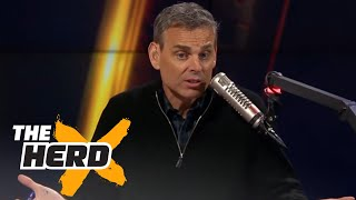 Rich McKay talks Mercedes-Benz Stadium - 'The Herd' (FULL INTERVIEW) by Colin Cowherd