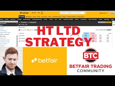 HT LTD Betfair Trading Strategy