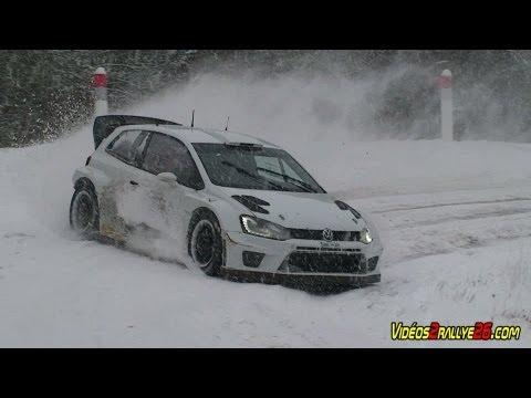 Testy Polo R WRC przed Monte