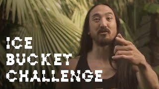 Steve Aoki ALS Ice Bucket Challenge
