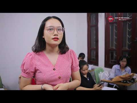 Lắng nghe cảm nhận của bạn Uyên khi tham gia học tiếng Trung tại SOFL