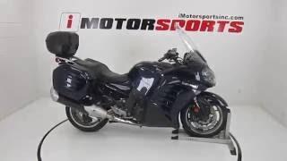 7. 2010 KAWASAKI CONCOURS 14 @ iMotorsports A2063