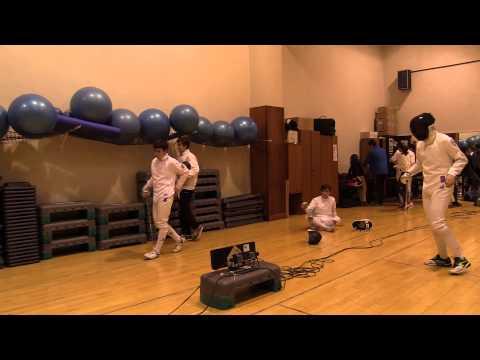 Esgrima Juegos Deportivos Espada (1)