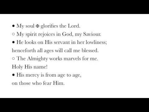 Catena - Legion of Mary Tessera Prayers