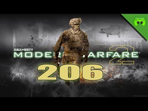 MODERN WARFARE 2 # 206 - Carnival Battle «»  Let's Play Modern Warfare 2 | HD