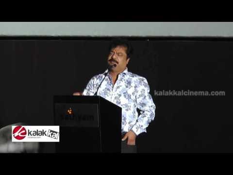 A R  Murugadoss at Vaaimai Movie Audio Launch
