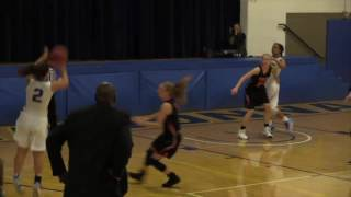 Play of the Game - Women's Basketball vs. Indiana Tech