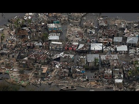 Σκηνικό Αποκάλυψης στην Αϊτή μετά το πέρασμα του τυφώνα «Μάθιου»