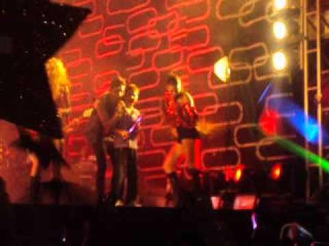 Rebeldes Um Dia De Cada Vez. Tour 2012 em Sobral 13/07/12