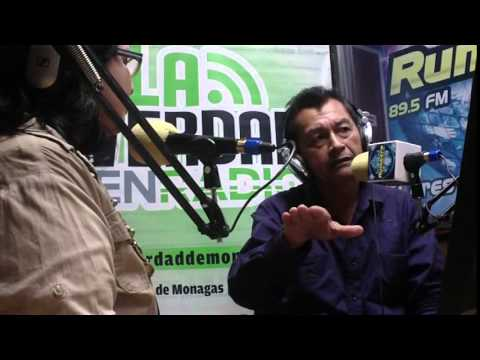 Entrevista a Hector Chino Maita en La Verdad en Radio