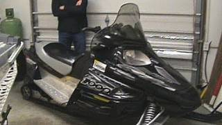 7. 2007 Arctic Cat F 1000