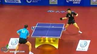 Video MA Lin vs MA Long. Final. 2011 Pro Tour China Open MP3, 3GP, MP4, WEBM, AVI, FLV Juni 2019
