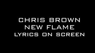 Thumbnail for Chris Brown ft. Rick Ross — New Flame