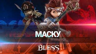 Видео к игре Bless из публикации: Расы Bless: Маску