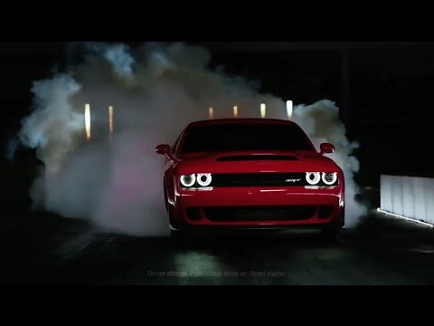 "DODGE CHALLENGER DEMON ""The Truth"" - Huntington Beach, Costa Mesa, Long Beach CA - NEW - Preview Commercial"