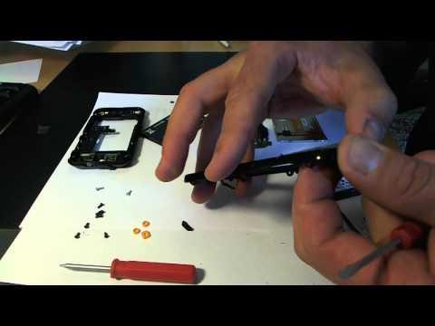 comment ouvrir un motorola xt720