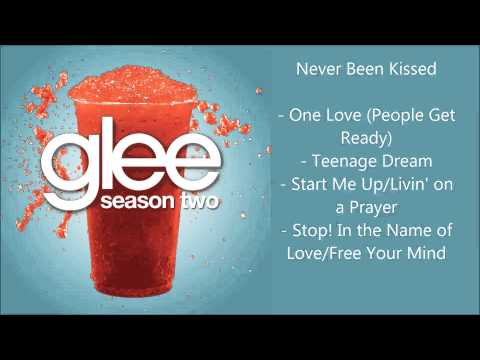 Glee - Never Been Kissed songs compilation - Season 2