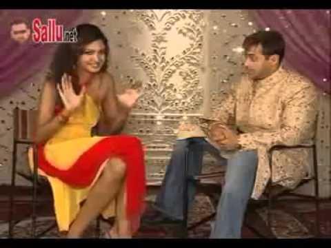 Salman Khan Drunk In An Interview BadBoy