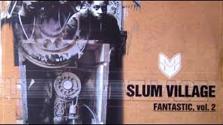 Slum Village ft. Common - Thelonius (prod. by J Dilla)