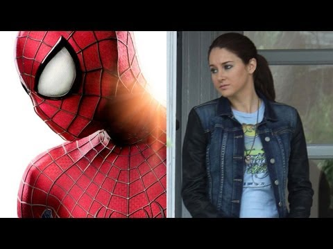 Spiderman and mary jane costumes
