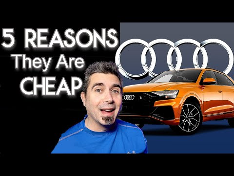 Why USED Audi's Are So Cheap!