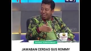 Video Jawaban Cerdas Gus Rommy (Membedah HTI) MP3, 3GP, MP4, WEBM, AVI, FLV Agustus 2018