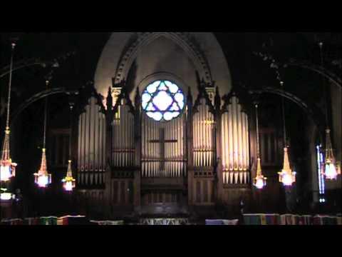 FSPC - 02 Oct 2011 - Organ Prelude #1 -