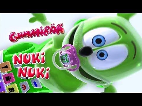Video Nuki Nuki (The Nuki Song) Full Version Gummy Bear download in MP3, 3GP, MP4, WEBM, AVI, FLV January 2017