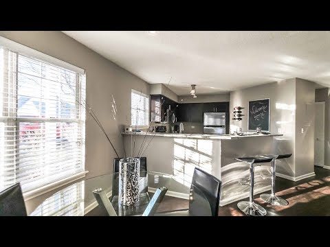 Tour a 2-bedroom, 2-bath model in Naperville at Brookdale Lakes apartments